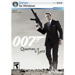 Quantum of Solace Game Boxshot