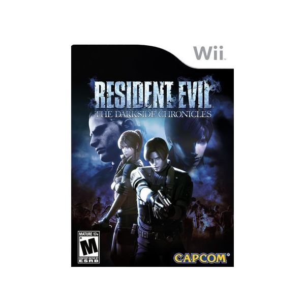 Capcom's Darkside Chronicles Harkens Back to Resident Evil Classics