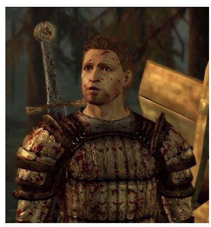 Dragon Age Alistair