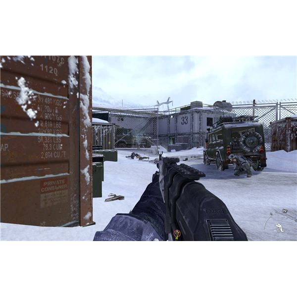 Call of Duty: Modern Warfare 2 - Contingency - Clearing the Submarine Base