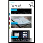 Official Engadget app for Windows Phone 7