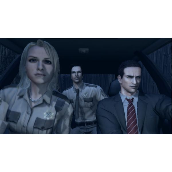 Deadly Premonition Greenvale Map Information & Images