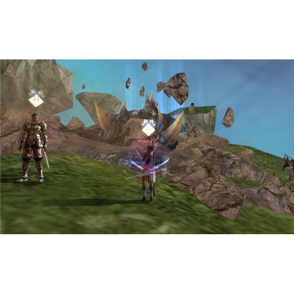 Nochsana Training Camp Instance Guide for Aion