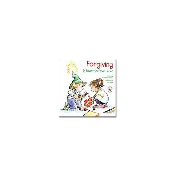 forgiving is smart for your heart book cover
