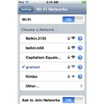 Connect to Wi-Fi