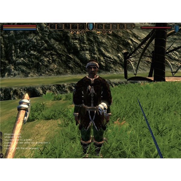 Oblivion this game is not