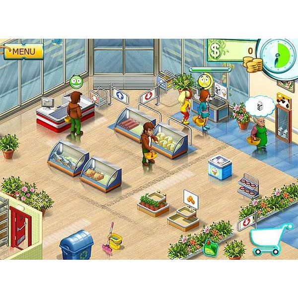Supermarket Mania 2 game play