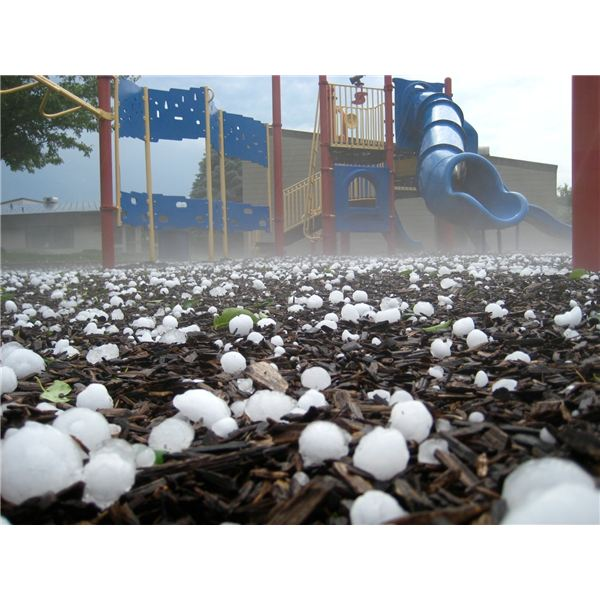 How is Hail Formed and Why Does It Form?