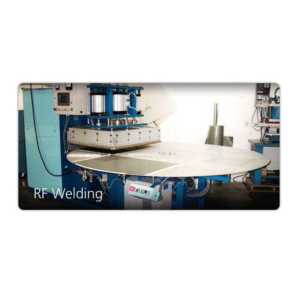 RF (Radio Frequency) Welding and Sealing
