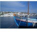 Harbor of Mykonos