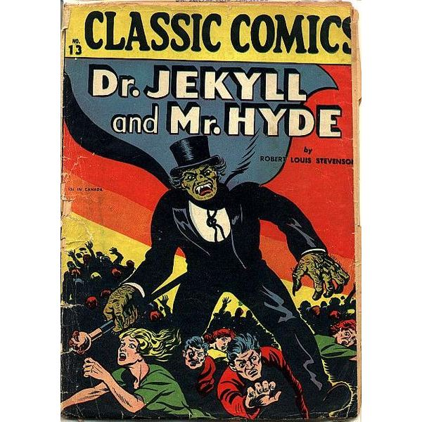 The Strange Case of Dr Jekyll and Mr Hyde Vocabulary Lesson