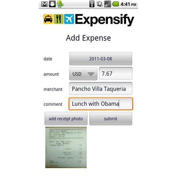 Expensify - Expense Reports Android App