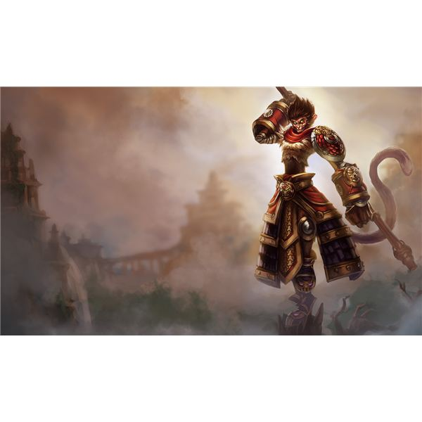 Wukong the Monkey King Champion Guide