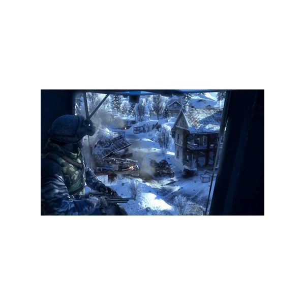 Bad Company 2 Sniping Position