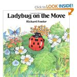 Ladybug on the Move by Richard Fowler