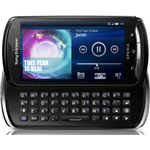 Sony-Ericsson-Xperia-Pro front and keyboard