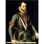 King PhilipII of Spain