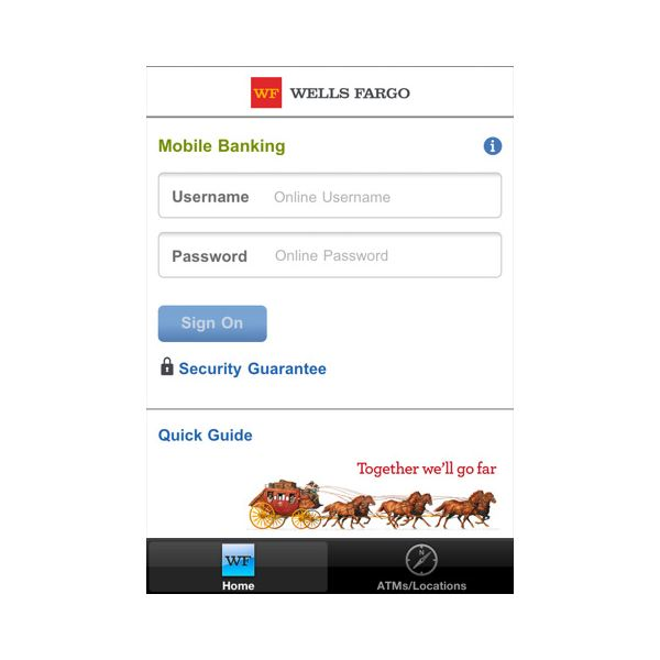wells fargo app for iphone top iphone banking apps 9645