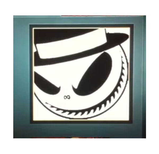 Jack Skellington Emblem