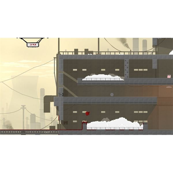 Join Team Meat as they talk about their struggles while developing Super Meat Boy.