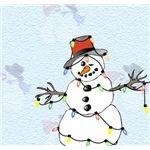christmas-stationry-snowman