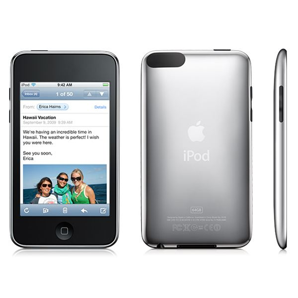 Apple - iPod touch