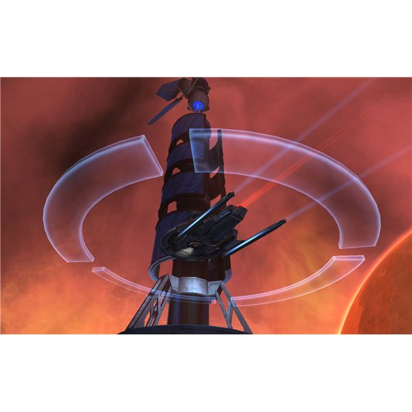"Star Trek Online Patrol Mission ""Patrol the Orion Sector:"" Do Battle With Klingons and Orions in the Kinjer and Reytan Systems"
