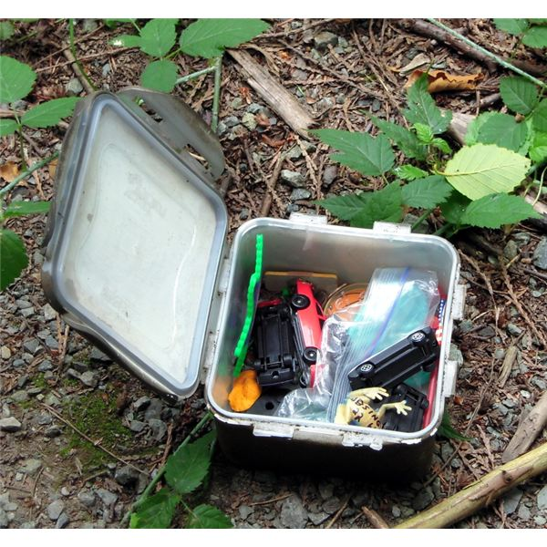 Sample Geocache