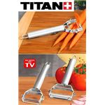 Titan Peeler and Slicer