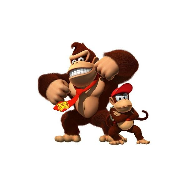 DK and Diddy deliver the goods with their latest banana hoard chase.