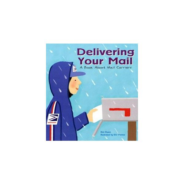 Two Fun Mailman Lessons for Preschool: Learning Patterns and Literacy Lessons