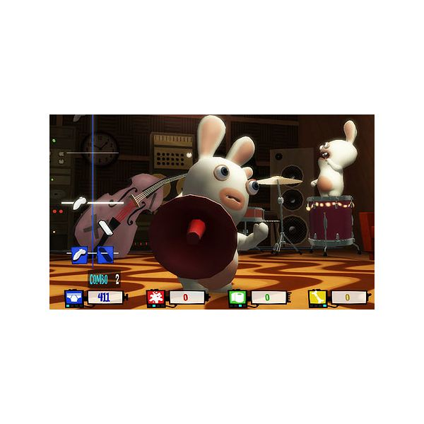 Raving Rabbids band