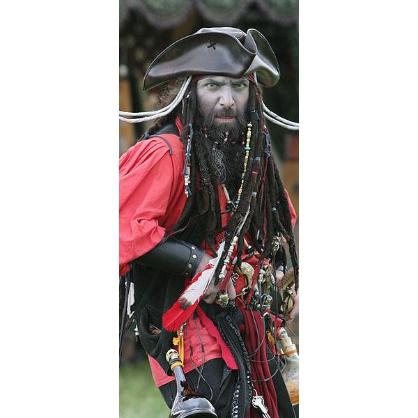 Comparing Long John Silver with Captain Hook & the Pirates of Penzzance