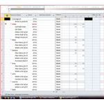 Project - View Resource Staff Usage