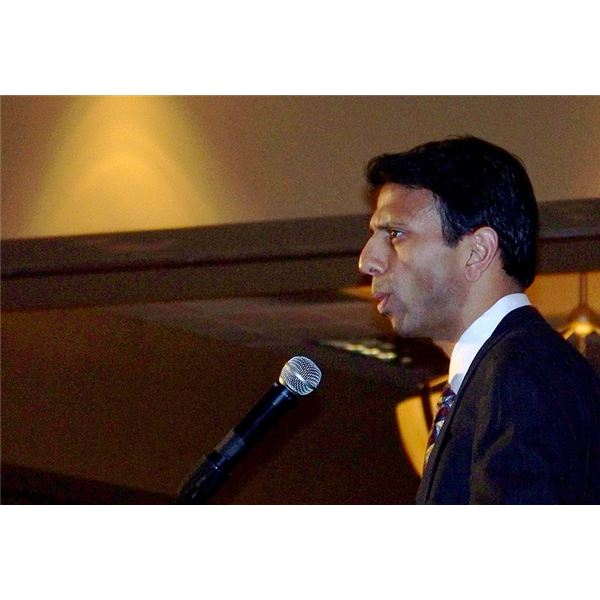 Gov. Jindal speaking