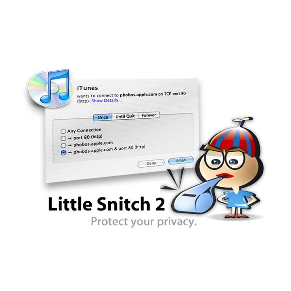Little Snitch 2