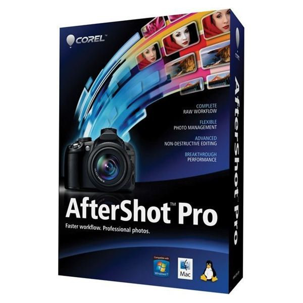 Corel AfterShot Pro: In-Depth Review & Image Gallery of Software Features and Tools