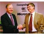 Microsoft and CompuServe