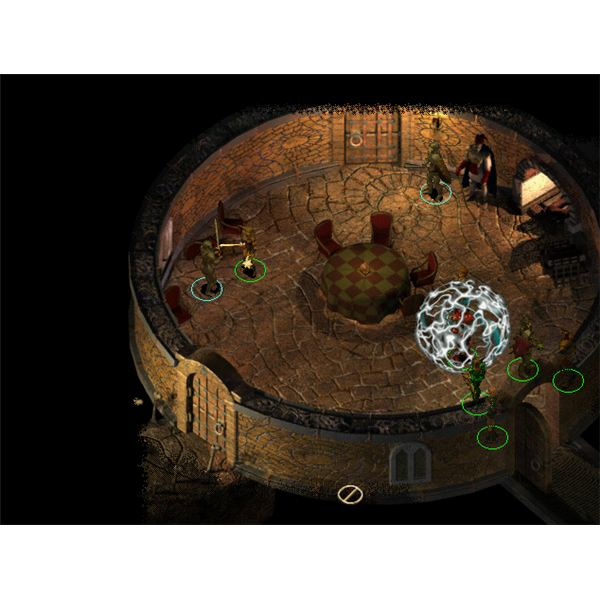 Baldur's Gate II Walkthrough: Planar Sphere