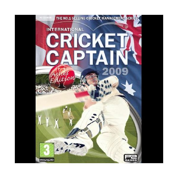 PC Gamers' International Cricket Captain 2009