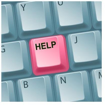 Help Key On Keyboard