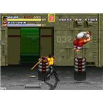 Streets of Rage Remake is faithful to the series.
