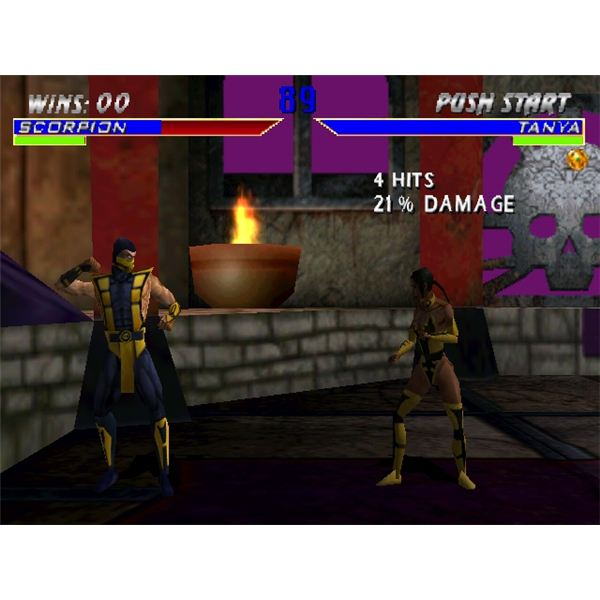 "Mortal Kombat 4 Cheats and Unlockables: Achieving ""Flawless"