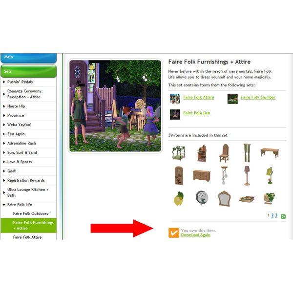 sims 3 store download
