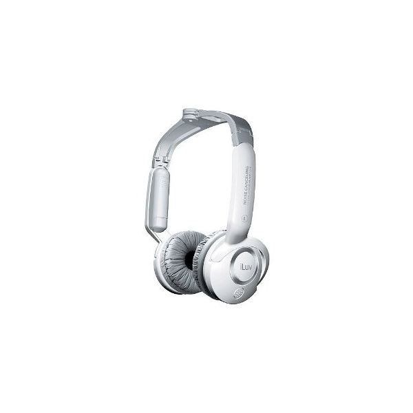 iLuv Ultra-Clear Super Performance Noise Canceling Headphones