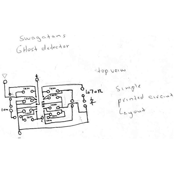 Ghost Detector, Modification Layout, Image