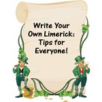 Grab a pen and start writing your own limericks!