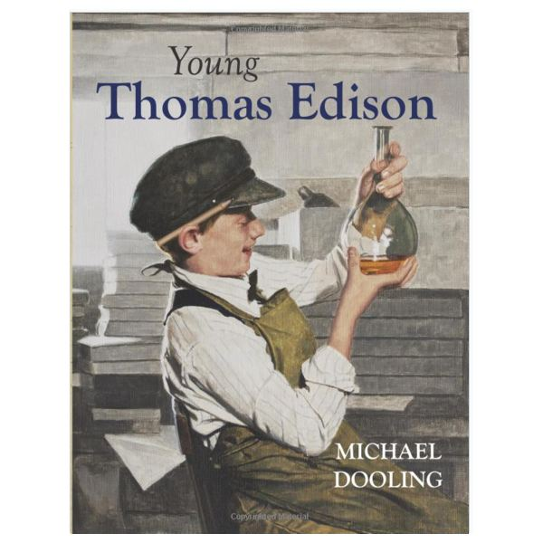 Young Thomas Edison