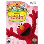 Elmo's A-to-Zoo Adventure - Wii ABC Game from Sesame Street