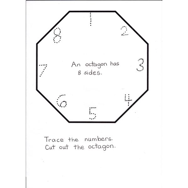 Number Names Worksheets octagon shape pictures : Use Online and Classroom Games to Teach Youngsters About Octogons